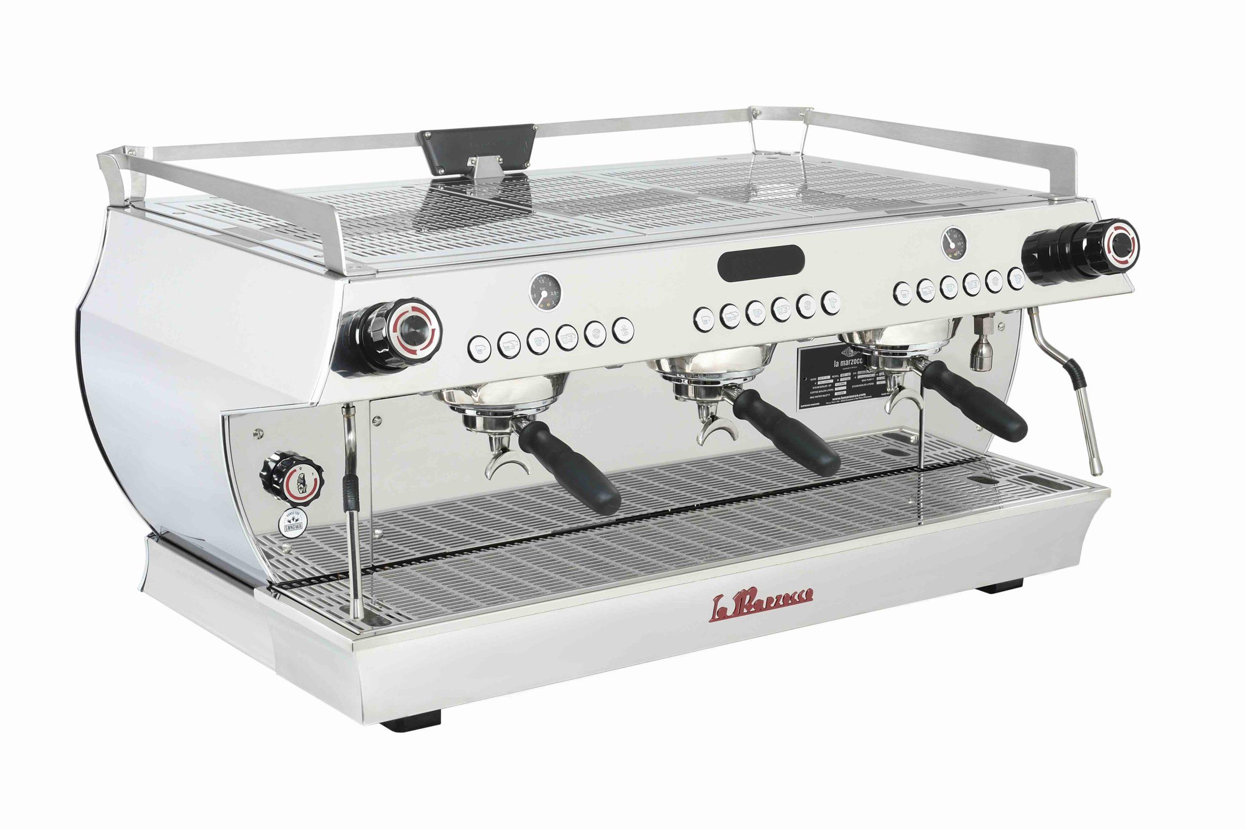 Machine à espresso professionnelle GB5 S Av - côté