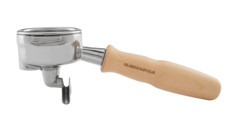 la-marzocco-group-handle-double-maple