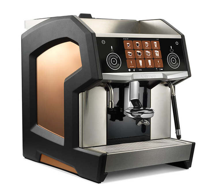 Eversys Cameo Erath front 2