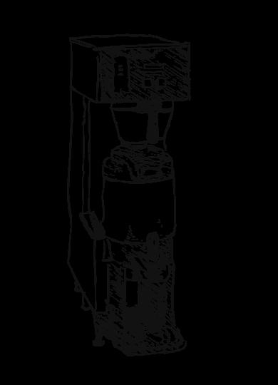 Machine à café filtre bunn