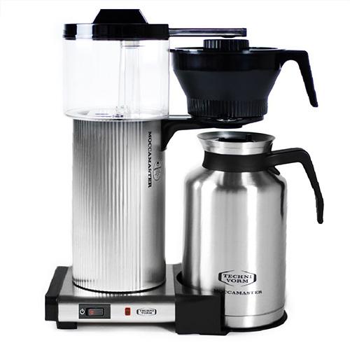 Machine à café filtre Moccamaster CDT Grand Thermos